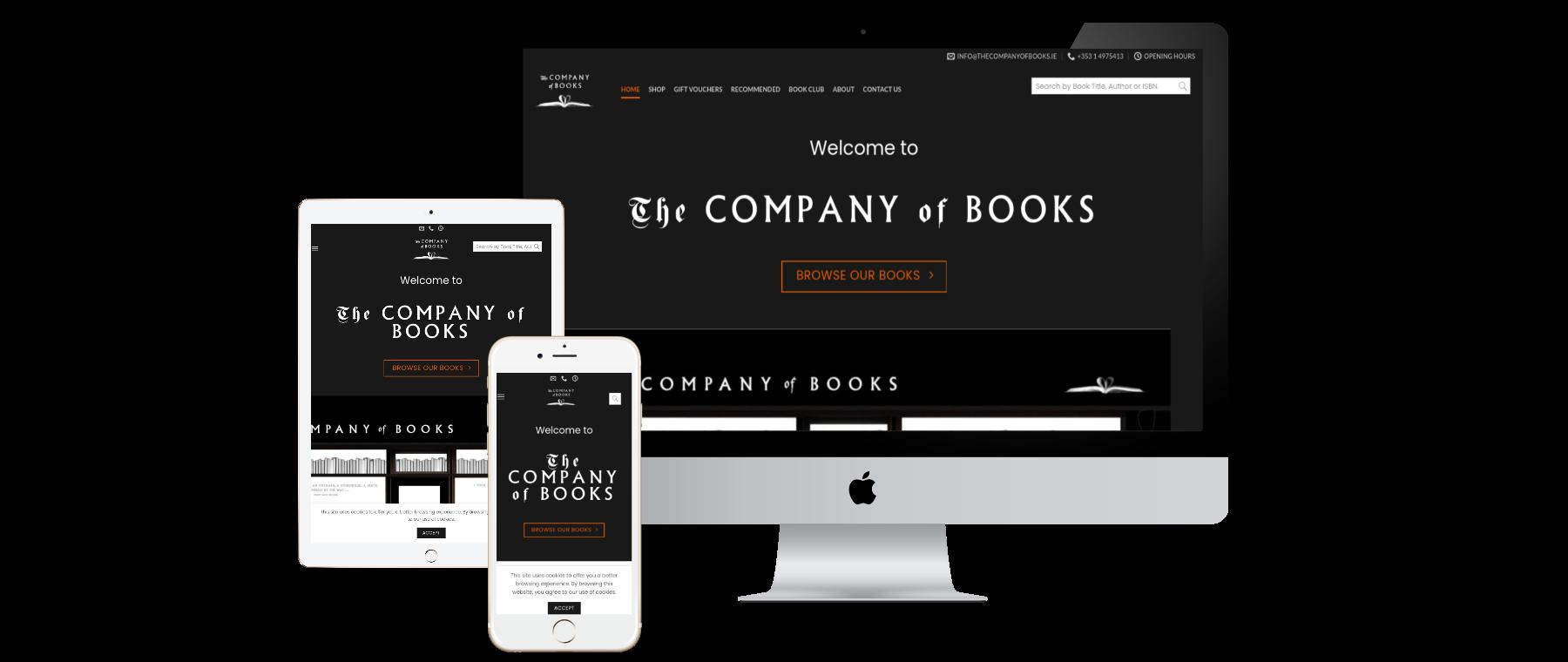 The <span>Company</span> of <span>Books</span>