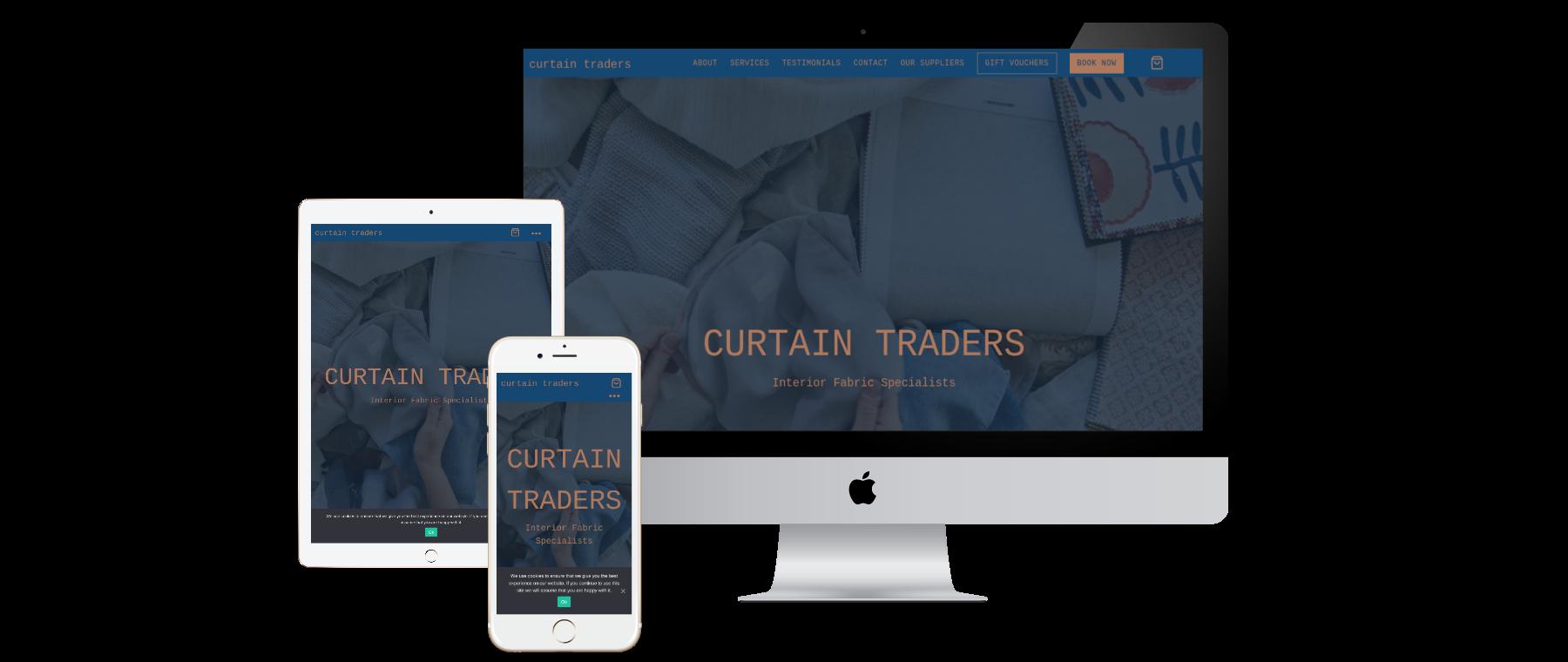 Curtain <span>Traders</span>